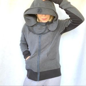 Lululemon Special Edition hiver 2013 Jacket Sz 10